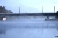 Dampfender-Kanal